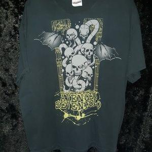 Avenged sevenfold t Shirt Size xxl